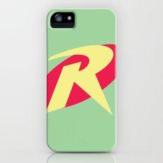 Robin Pastel iPhone (5, 5s) Slim Case