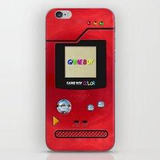 Retro Nintendo Gameboy pokedex pokeball iPhone 4 4s 5 5c, ipod, ipad, pillow case tshirt and mugs iPhone & iPod Skin