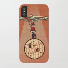 Mexican Moon Walk Slim Case iPhone X