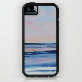 Lilac Sea iPhone Case