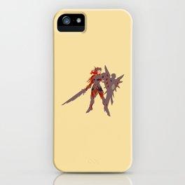 Iron Solari Leona iPhone Case
