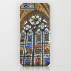 Windows of Westminster Abbey iPhone 6s Slim Case