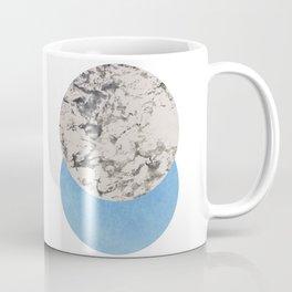 Negative Circles Collage Coffee Mug