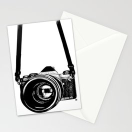 Pentax Daily Stationery Cards