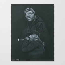 Prodigy Canvas Print