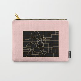 Colorada map Carry-All Pouch