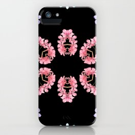 Kaleido Widflowers iPhone Case
