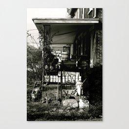 The Neighbor Canvas Print