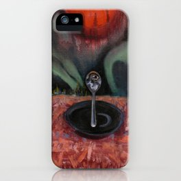 St. Lucy iPhone Case