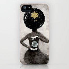 Star Hostess iPhone Case