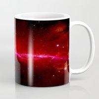 universe Mugs featuring Universe by Fine2art