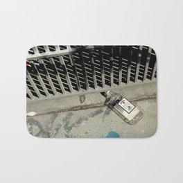 Bar Code Bath Mat