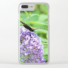 Butterfly X Clear iPhone Case