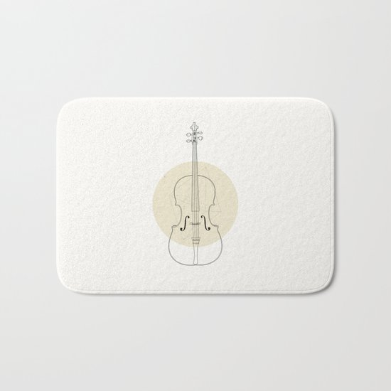 Cello II Bath Mat