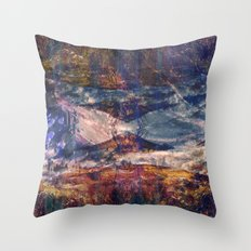 Dream Base Throw Pillow