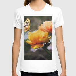 Painterly Butterfly T-shirt
