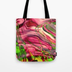 ABSTRACT COLORFUL PAINTING I Tote Bag