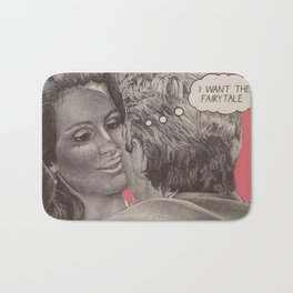 Edward and Vivian  Bath Mat