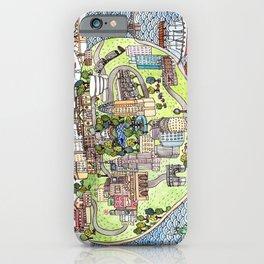 New York City Love iPhone Case