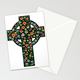 Love on a Cross Stationery Cards