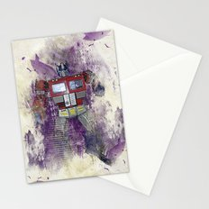 G1 - Optimus Prime Stationery Cards