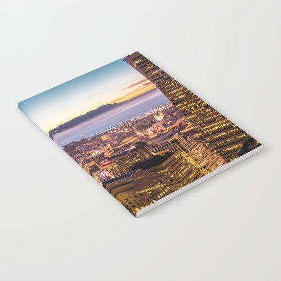 California Dan Francisco Notebook