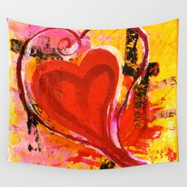 Have Some Heart Wall Tapestry