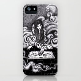 Beauty and the Board / Beauty and the Beast iPhone Case