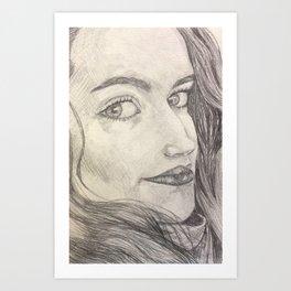 Bilge Art Print