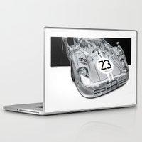 ferrari Laptop & iPad Skins featuring Ferrari 512s by sesven