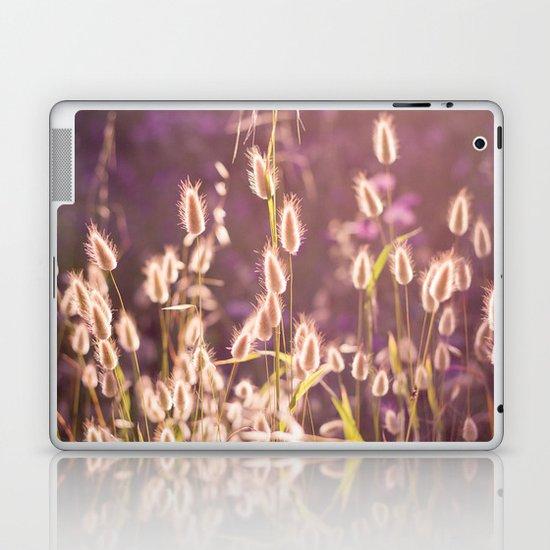 Dancing in the sunset Laptop & iPad Skin