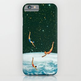 Space jumps iPhone Case