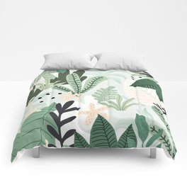 Into the jungle II Comforters