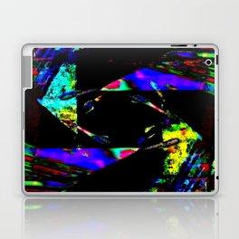 feedback pinwheel Laptop & iPad Skin