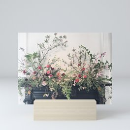 Fashion Florals Mini Art Print
