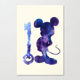 The Key Canvas Print