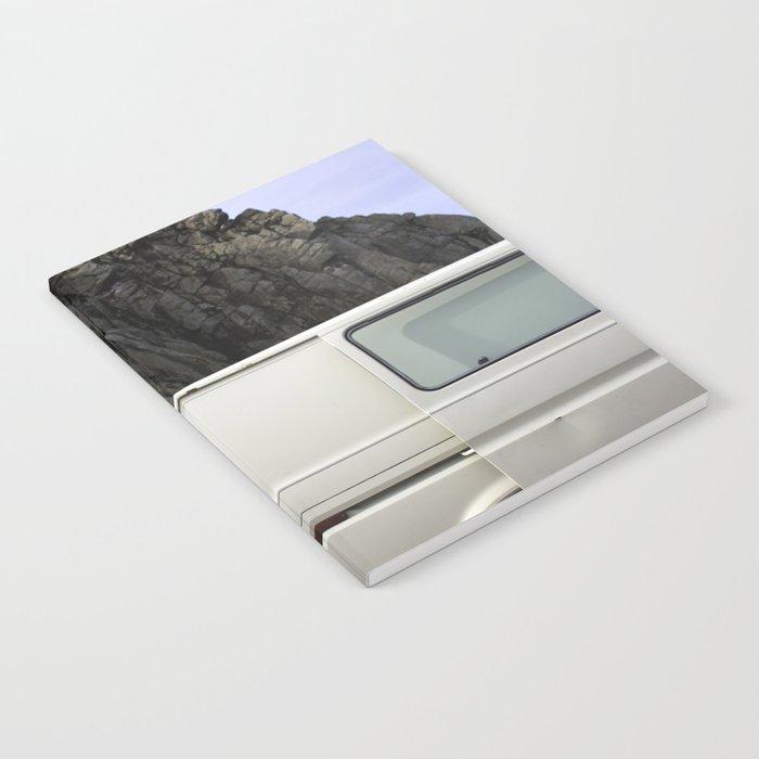 VAN ROCK Notebook