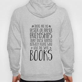 Bookish Friendships Hoody