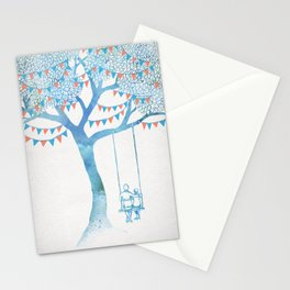 The Start of Something Stationery Cards