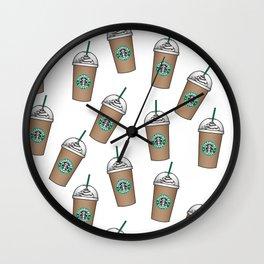 Starbucks Wall Clock