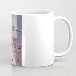 Vintage Pastel Collage of Sweden Coffee Mug