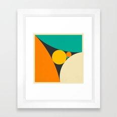 COXETER Framed Art Print
