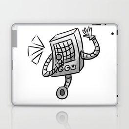 MTT Brand B&W Laptop & iPad Skin