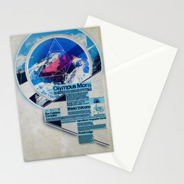 Olympus Mons - Exploration #3 Stationery Cards