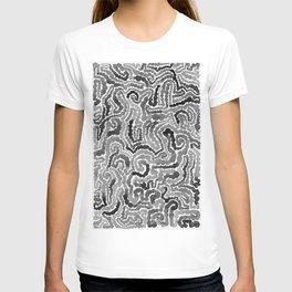 Gray Painting T-shirt