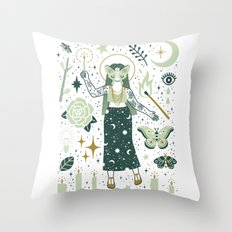 The Guide Throw Pillow
