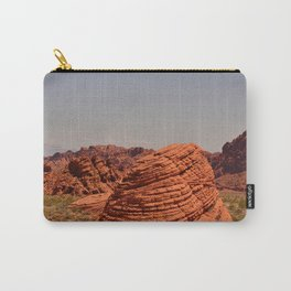 Red Valley Carry-All Pouch