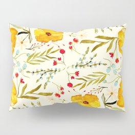 SUNSHINE FLORAL Pillow Sham