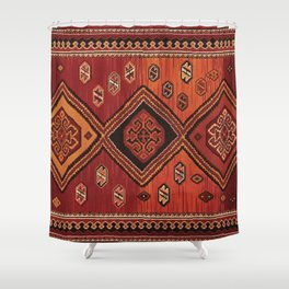Persian Carpet Design Shower Curtain