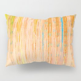 Abstract Linear Architecture Pillow Sham